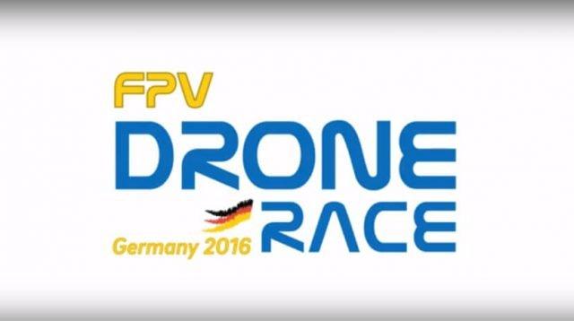 Drohnen Race